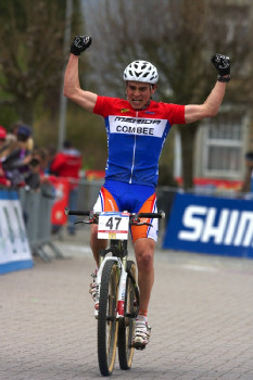 Michael van der Heijden vítězí