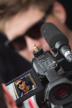 Greg Minnaar první závody sezóny umí