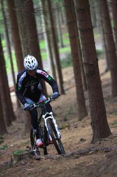 Nově vznikající okruh XCO na Merida Bike Vysočina 2010