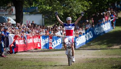 Julien Absalon v Offenburgu zvítězil počtvrté!