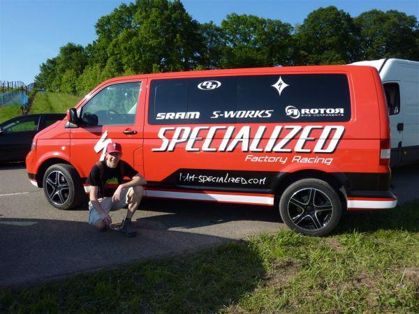 Specialized v Offenburgu
