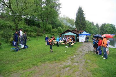 Fotogalerie: Jihočesko-Bavorský Pohár MTB Vodník