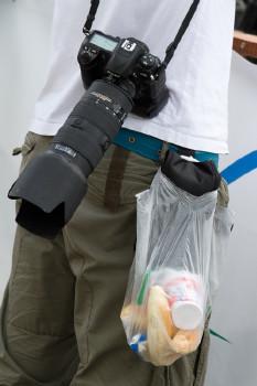 I fotograf potřebuje traťovku!