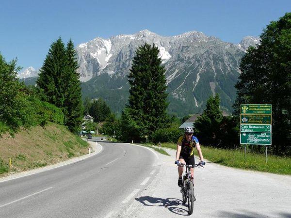 Ennská cyklostezka + region Schladming-Dachstein