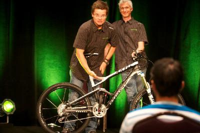 Prezentace Cannondale 2011 - Utah