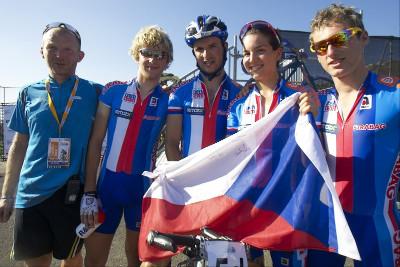 Český bronzový tým