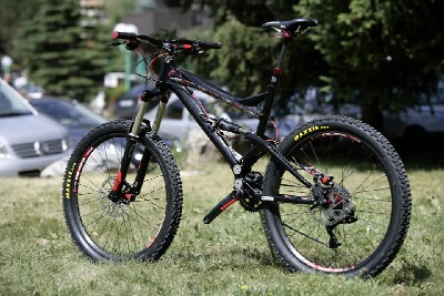 Allmountain bike GT 2011