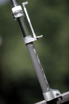 Manitou elastomerové retro vidlice