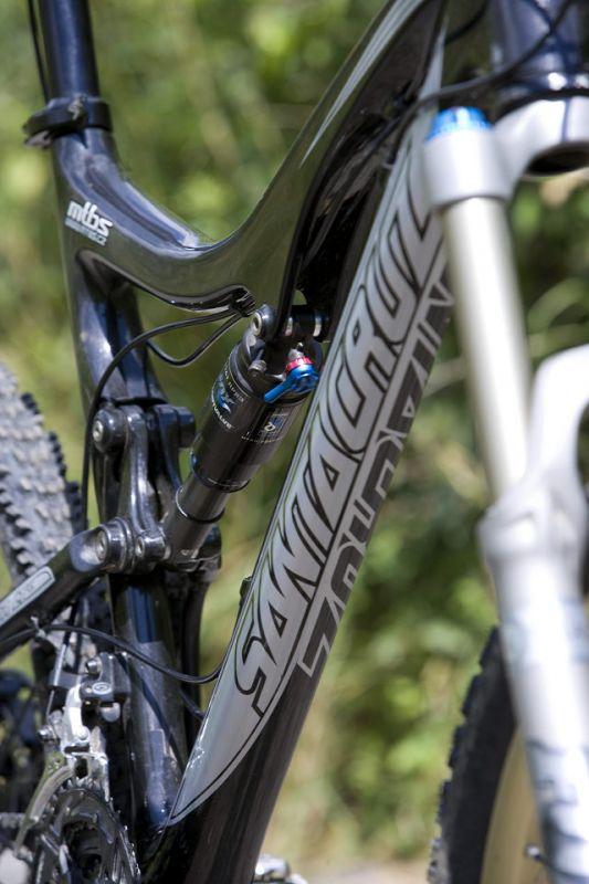 Santa Cruz Blur LT Carbon obrazem