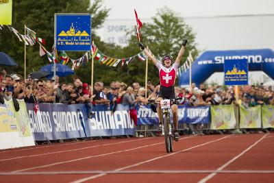 Ester Suss vítězí
