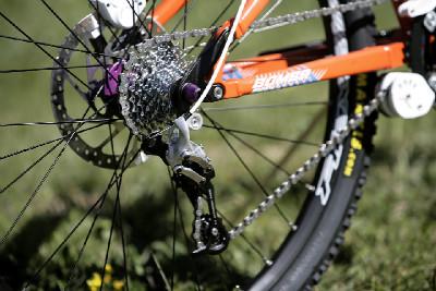 Gravity bike GT 2011