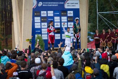 Mistrovství světa DH 2010