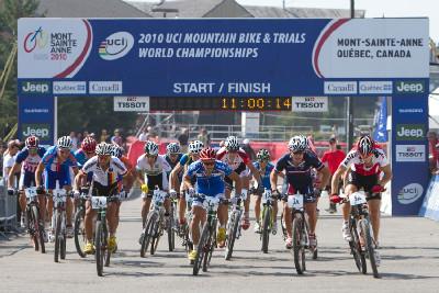 Mistrovství světa MTB 2010 - štafety