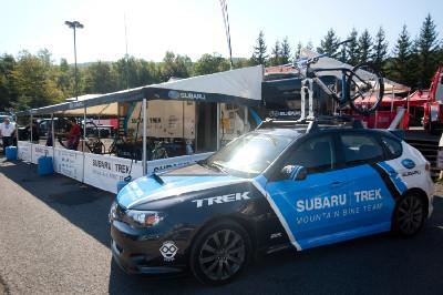 Subaru Trek