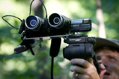 takhle se natáčí 3D video