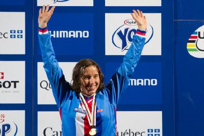 bronzová Romana Labounková