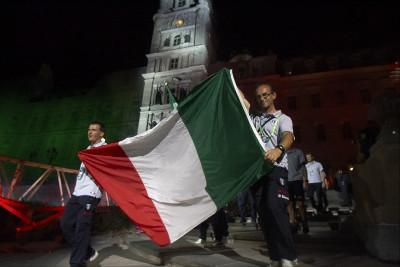 silní Italové