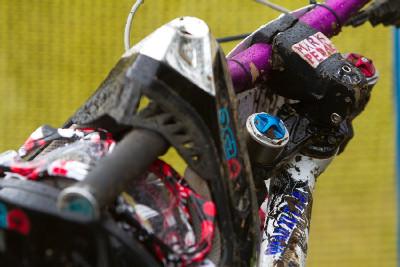 bike juniorské šampionky Lauren Rosser