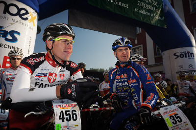 Specialized Rallye Sudety 2010