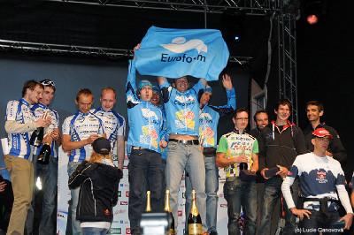 Eurofoam - vítězové amatérské kategorie