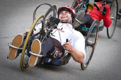 Evropský pohár handicapovaných cyklistů, Praha 2010