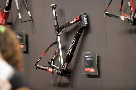 nový HT carbon bike