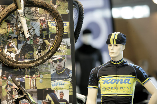 Kona Cycling Point Team