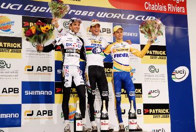 Světový pohár CX #1 - Aigle