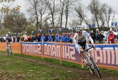 Světový pohár v cyklokrosu, Plzeň 2010