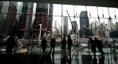 Ground Zero, staví se znovu ve velkém stylu