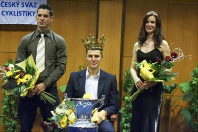 Král, sympaťák a Miss 2010
