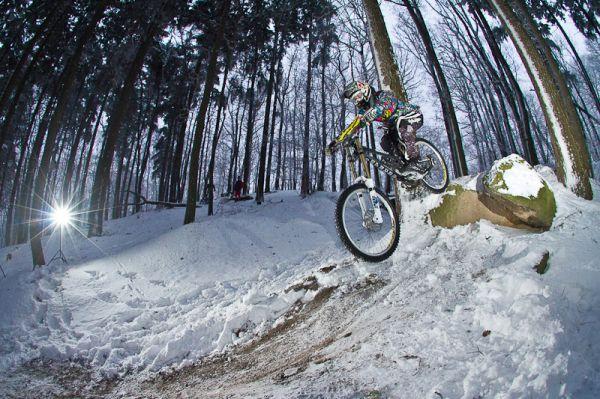 Biking v zime