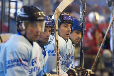 Fotogalerie - Hokejový turnaj cyklistů 2010