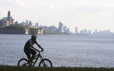 Greenway podél Hudson river