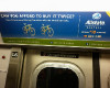 Na kola narazíte i v metru