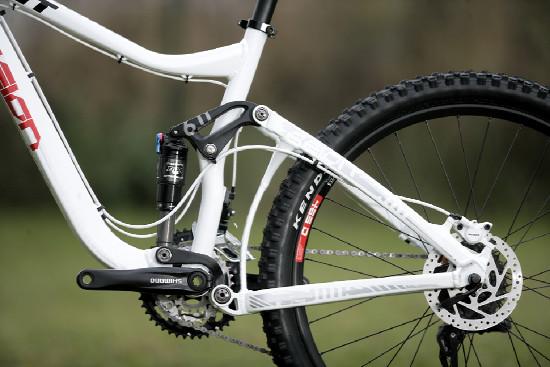 Základní enduro bike řady Reign 2011