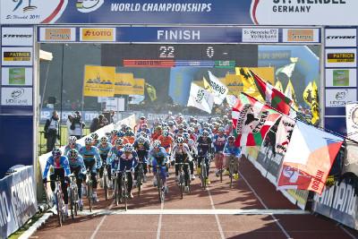 Mistrovství světa v cyklokrosu Sankt Wendel 2011