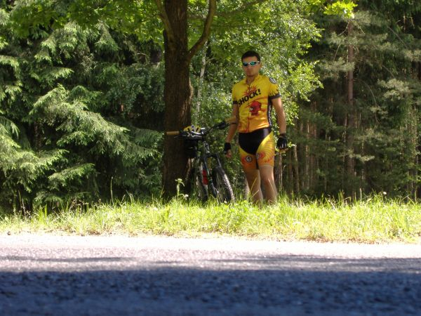 Kolo a cyklo výlety