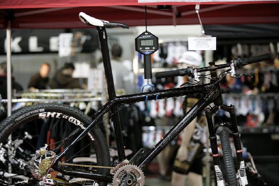 For Bikes 2011 - nejlehčí bike výstavy
