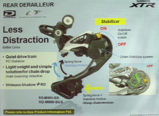 Shimano XTR 2012 obrazem