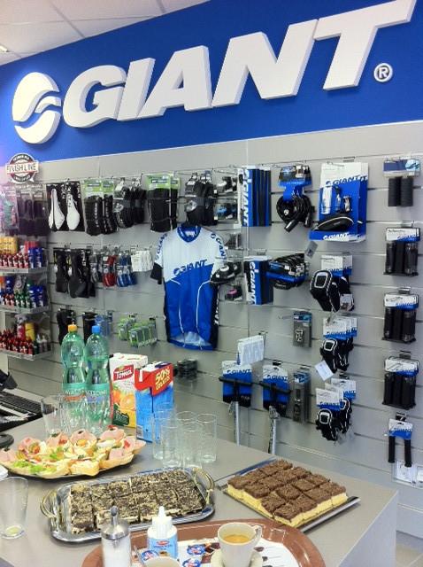 Giant Store Mladá Boleslav