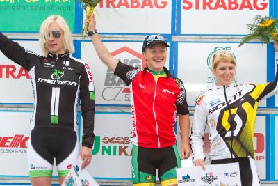 Český pohár MTB XC #2 Aš 2011