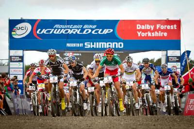 Světový pohár XC #2 Dalby Forest