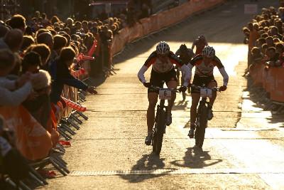 - finálový sprint mužů