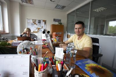 1000Miles: Martin Klofanda a Václav Silovský