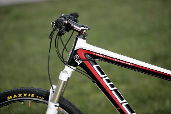 Nový karbon od Demy na 2011