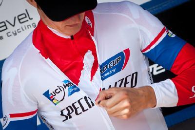 Jaroslav se oblékl do dresu lídra světového poháru