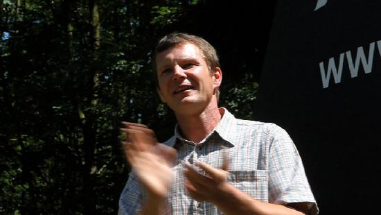 Rychleby Pavel Horník tleká všem zúčastněným
