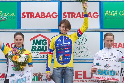 Barbora Machulková nejlepší juniorkou