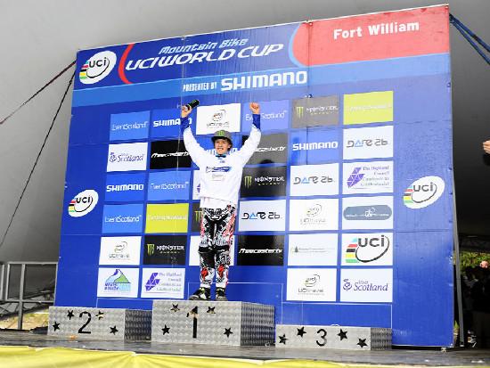 DH Fort William 2011